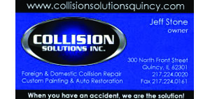 collision solutions
